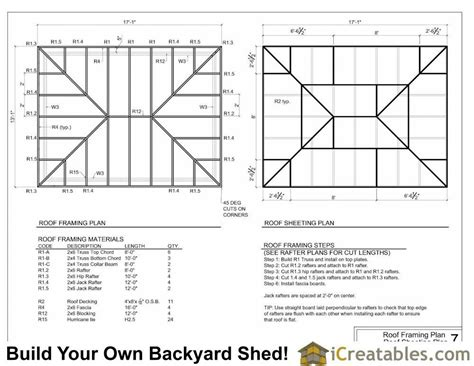 image result  patio roof plan drawing shed roof