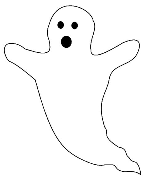 blank ghost coloring pages no spooky wooky 26 ghost coloring pages print color craft