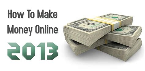 Easy Way Of Making Money Online - how to earn money online easy way make a lot of money