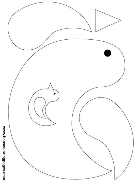 Bird Craft Coloring Book Coloring Pages And Crafts