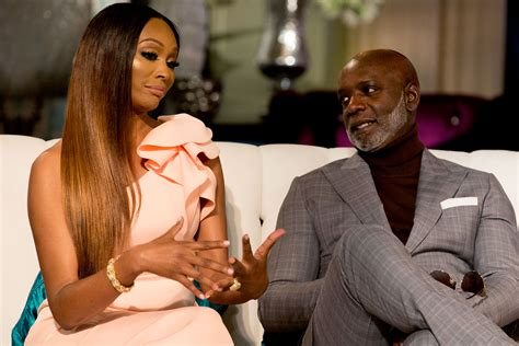 dog cynthia bailey marriage real housewives of atlanta cynthia bailey cynthia bailey and husband peter thomas are quot not together