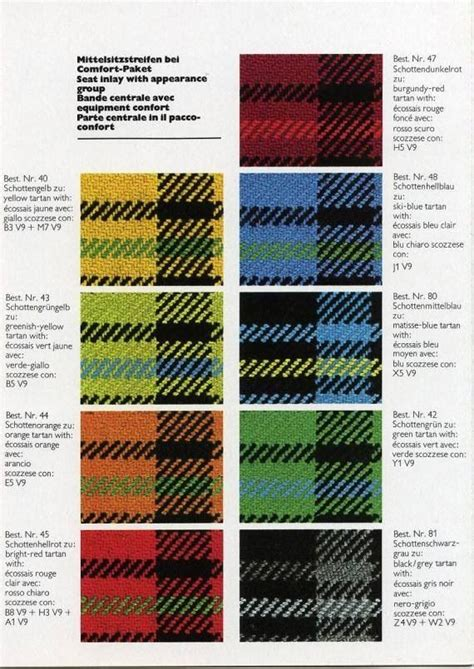 plaid automotive upholstery fabric 103 best images about vintage plaid and hounds tooth auto