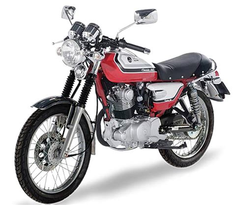Triumph Motorrad 2400 Ccm by Retro Thing Sym Classic 150 Emulates An Early Seventies Honda