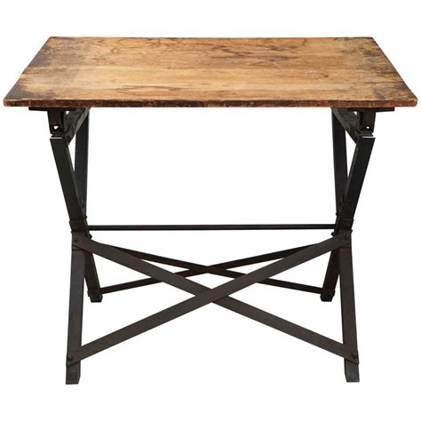 Industrial Drafting Table 1900s 1920s Industrial Drafting Table At 1stdibs