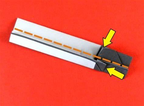 Origami Samurai Sword - joost langeveld origami page
