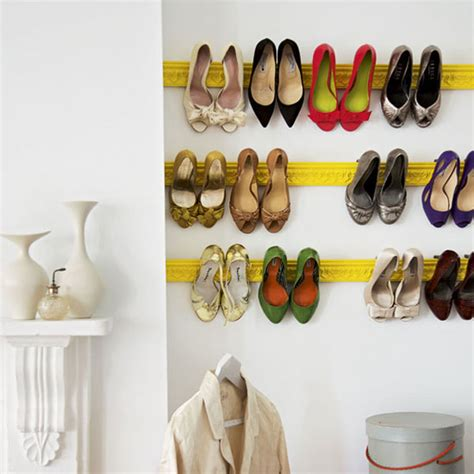 creative shoe storage ideas furnish burnish