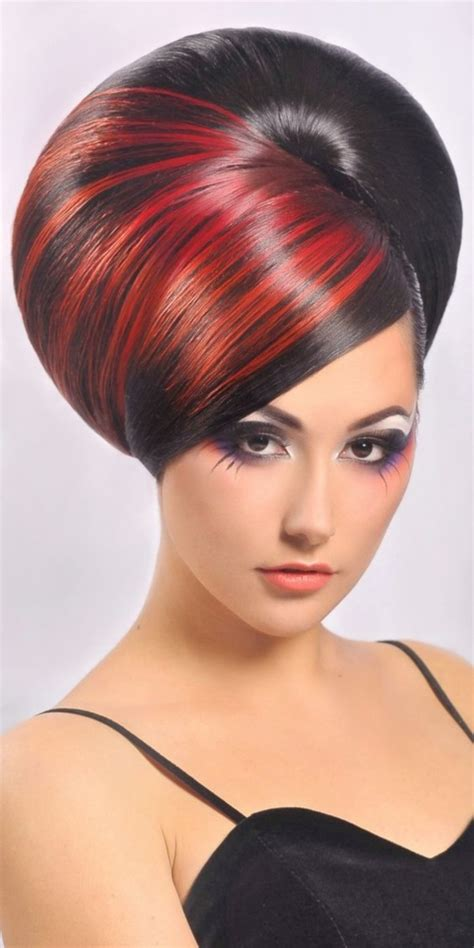 Bouffant Hairstyles by Bouffant Updo Hairstyles Images