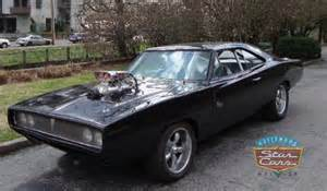 fast five dodge charger
