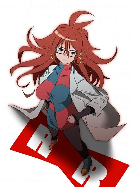 Will Android 21 Be In The Anime by Android 21 Fighterz Image 2188820