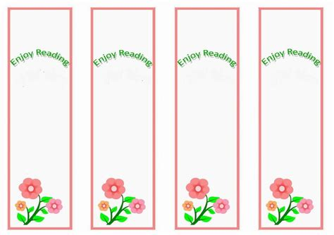 printable bookmarks with flowers flowers printable bookmarks printables bookmarks