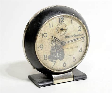 vintage harley davidson alarm clock front harley davidson vintage harley
