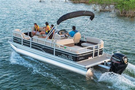 pontoon boat supplies sun tracker boats recreational pontoons 2017 party