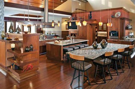 comment fermer une cuisine am駻icaine comment meubler une cuisine am 233 ricaine