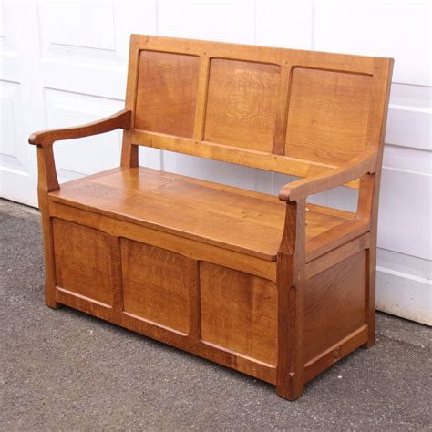 monks storage bench 100 monks settle bench victorian oak box settle