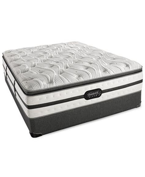 Macy S Mattress Sets by Beautyrest Black Whitten Luxury Firm Pillowtop