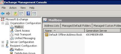 if necessary move the oab generation to another mailbox server clint boessen s blog how oab distribution works