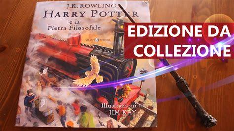 libro eplogo volume 3 la harry potter e la pietra filosofale edizione illustrata da jim kay fantastico libro da