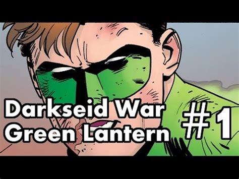 green lantern god of light justice league darkseid war green lantern 1 review recap