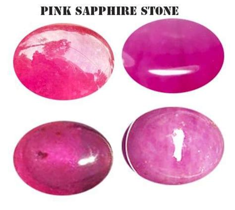 pink sapphire meaning gemstone meanings