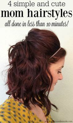 easy medium hairstyles for moms on the go best 25 new mom haircuts ideas on pinterest medium
