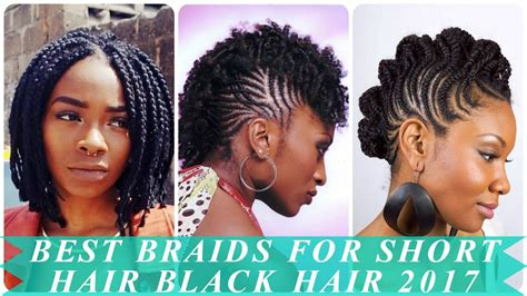 Black Hairstyles For 2017 For Braids by Best Braids For Hair Black Hair 2017