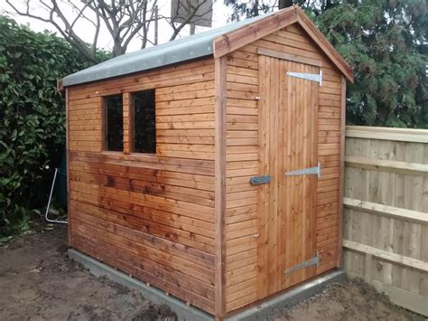8x5 Shed by 8x5 Apex Beast Shed Easy Shed