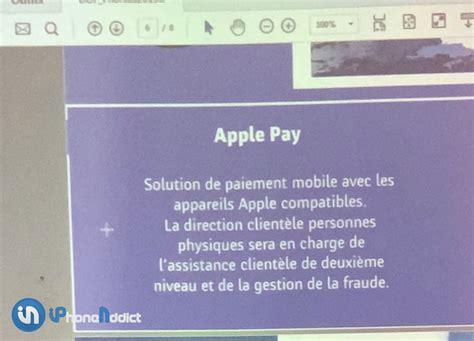 m224j apple pay pour la banque postale ce sera lors du