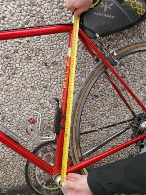 misura d bici taglie e misure telaio della bici da citt 224 e viaggio