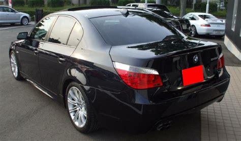 BMW5004 / 2005 BMW 525i SEDAN M SPORT E60 LHD (NE25