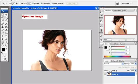 photoshop cs5 tutorial remove background hair photoshop tricks photoshop tutorials e books removing