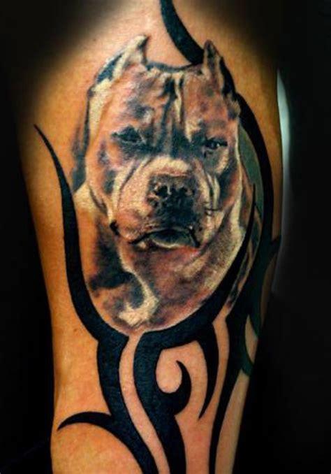 imagenes de tatuajes realistas de animales significado de los tatuajes de perros tatuajes de animales