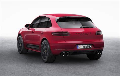 Porsche Macan Rear by Porsche Macan Gts Rear