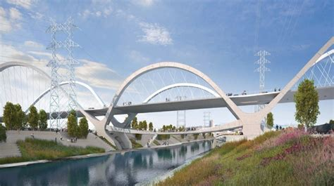 design competition los angeles hntb wins design competition for sixth street viaduct