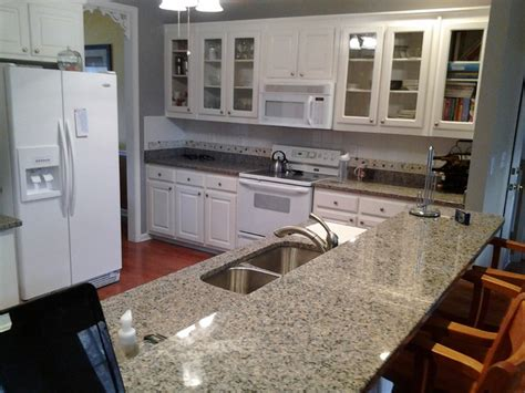 New Caledonia Countertop by New Caledonia Traditional Kitchen Atlanta By E D
