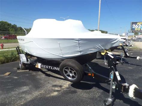 crestliner boats for sale wisconsin crestliner 1850 super hawk boats for sale in wisconsin