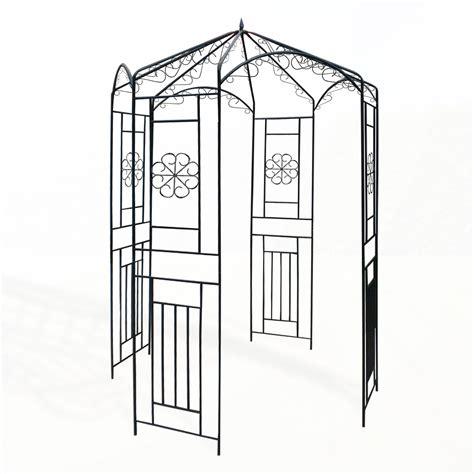 pavillon wien metall pavillon gartenpavillon wien 160x160x250 cm