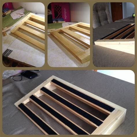 homemade pedal board design diy pedalboard only wood but it 180 s not to heavy diy
