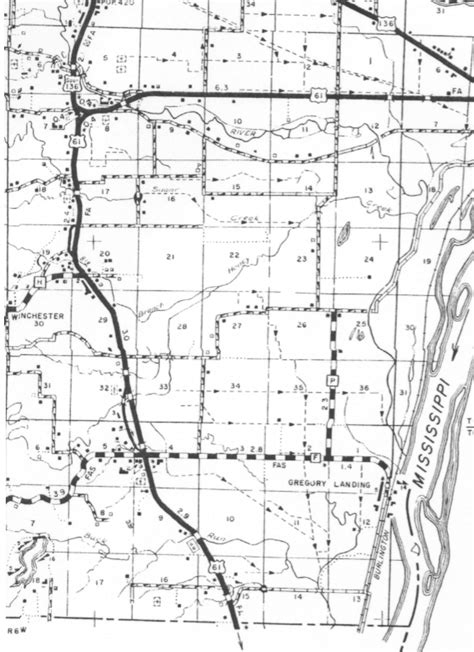 clay county section 8 clark county missouri mogenweb project clay township map page