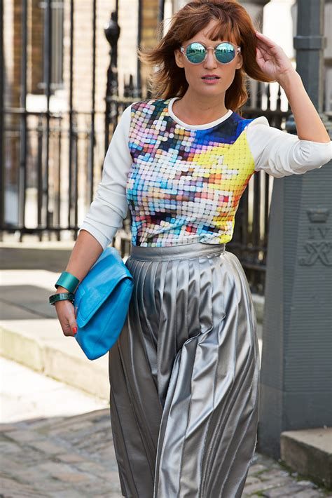 Oita Blouse fashion week 2nd negoita