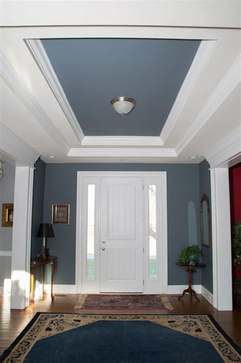tray ceilings painting tray ceilings nolan painting