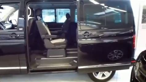 volkswagen multivan interior 2016 vw t6 multivan generation six exterior interior