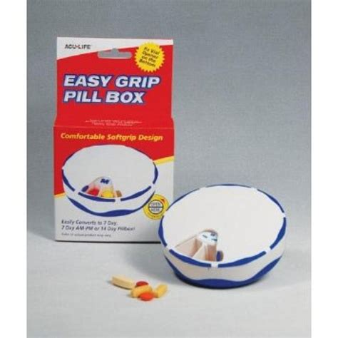 easy comforts catalog easy grip pill organizer