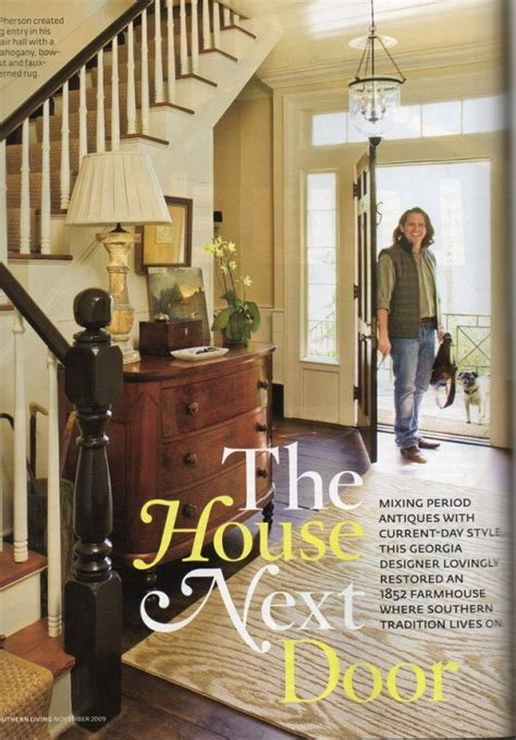 southern living at home the new southern living southern hospitality