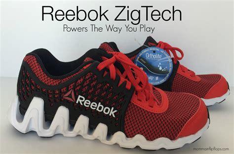 Reebok Zigtech 5 34 reebok zigtech big n fast ex zig fitfluential momma in flip flops