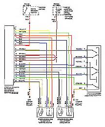 audi quattro wiring diagram and electrical schematic 2004