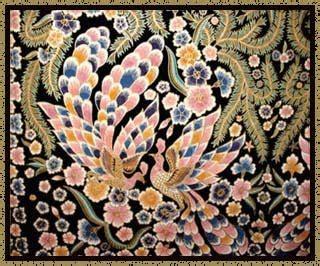 Batik Batik Dan Asalnya motif batik bali me yanee