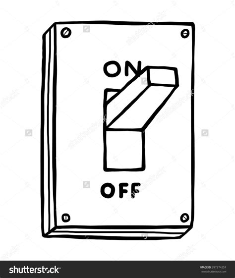 clipart electrical switch clipground