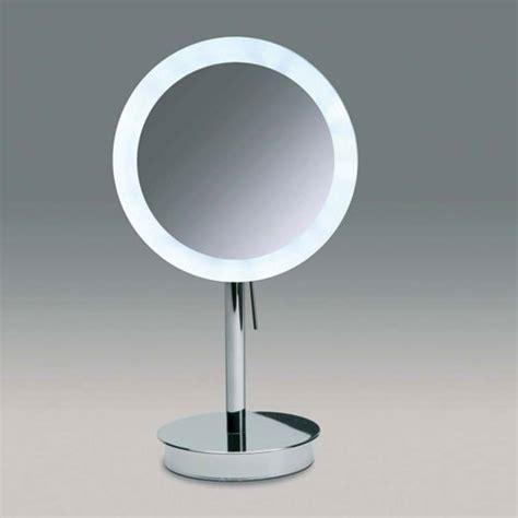 kosmetikspiegel mit beleuchtung windisch 99651 stand kosmetikspiegel mit led beleuchtung