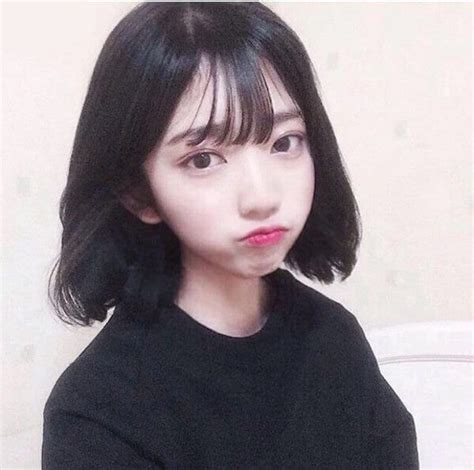 high cheek bones japanese kieu toc ngan dep nhat 2016 other pinterest ulzzang