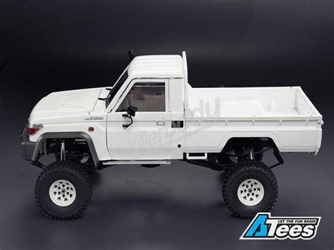 land cruiser pickup accessories killerbody rc toyota land cruiser 70 hard body kit